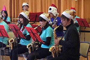 東郷公民館 クリスマス・コンサート 写真