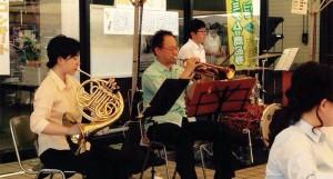 20150725_JA敦賀美方 ファーマーズマーケット 夏の感謝祭